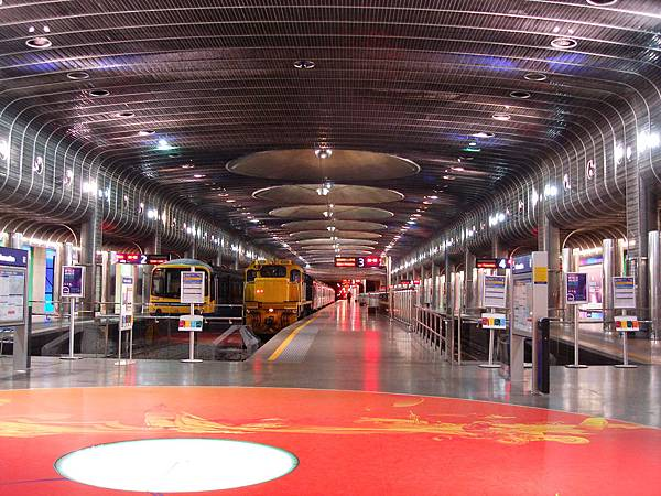 Britomart Train Station