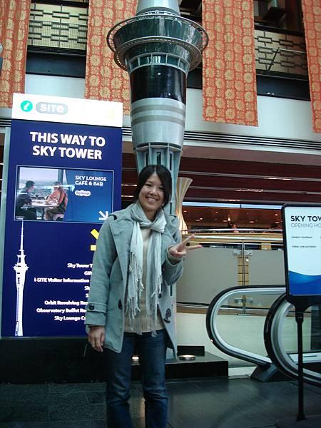 迷你版sky tower
