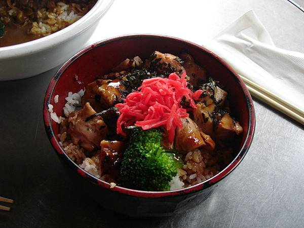 Don Don日式料理‧照燒雞