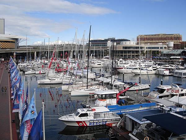 Darling Harbour‧國際Boat Show快到了