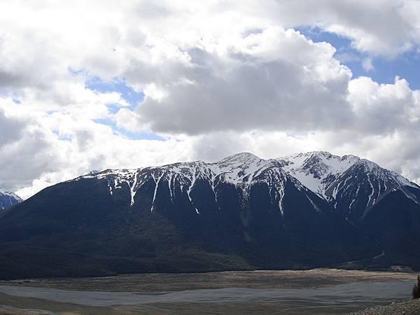 360度均可看到雪山