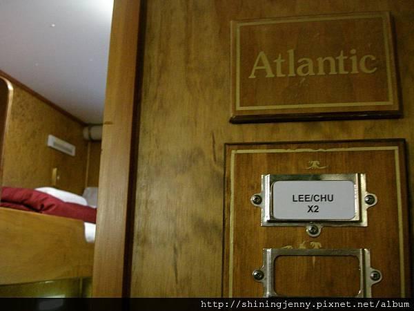 房間有掛上名牌