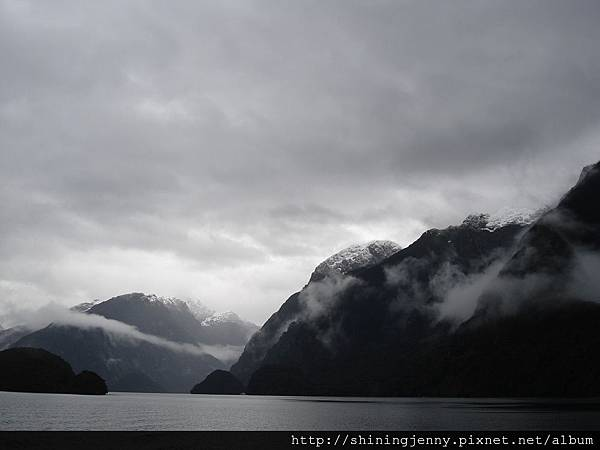 太神祕的Doubtful Sound