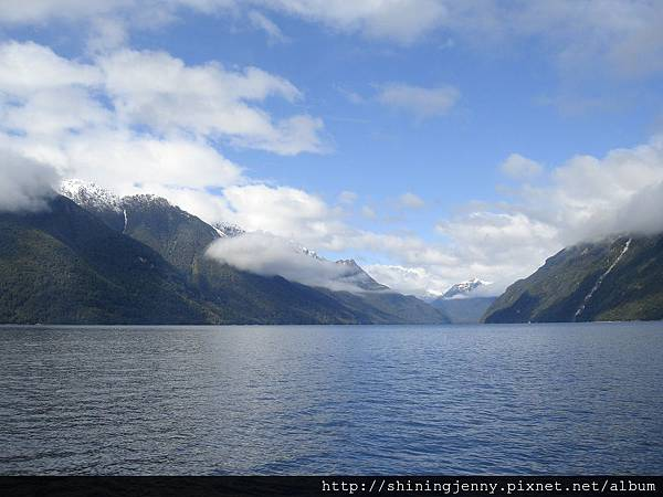 on Lake Manapouri