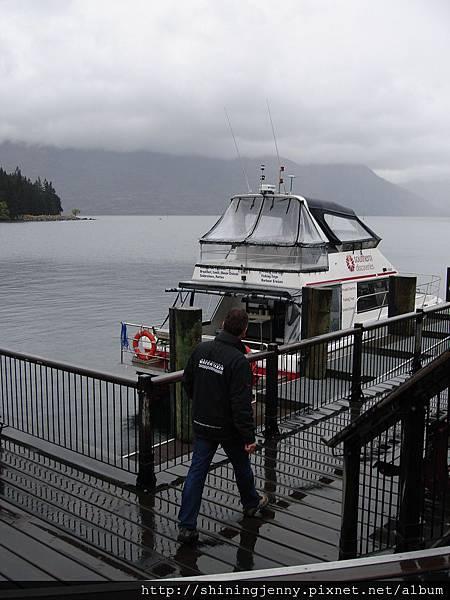 皇后鎮遊湖船