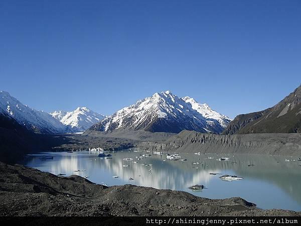 Tasman Glacier View 太壯麗