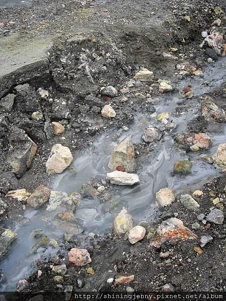 火山泥面膜的來源(?)