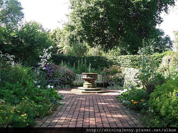 英國風花園