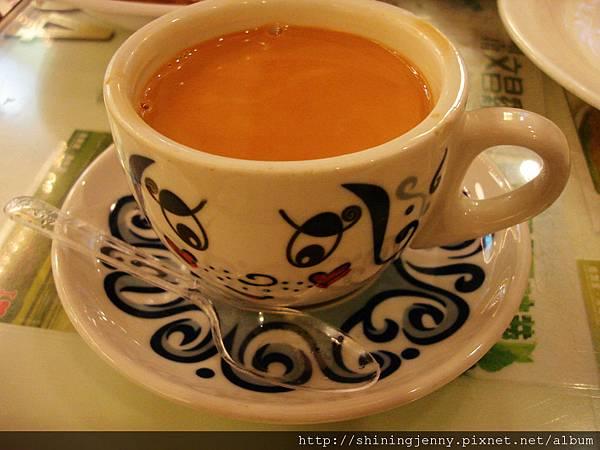 要一直喝香港的奶茶
