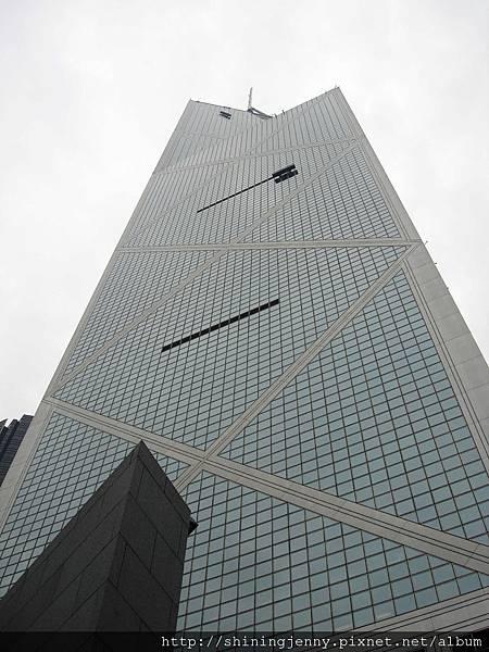 貝律名設計的中銀大廈