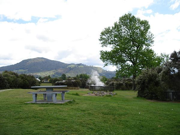 地熱公園 [Rotorua]