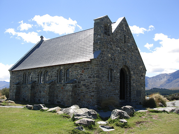 Church of the Shepherd