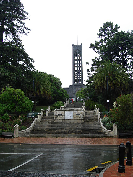 Christ Church Cathedral in Nelson