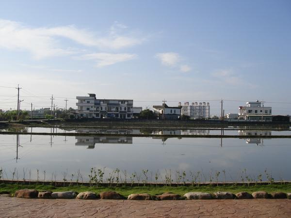 禾田居附近景色