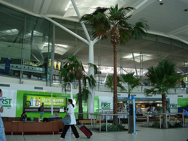 Brisbane機場