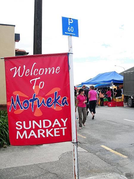 Motueka Sunday Market