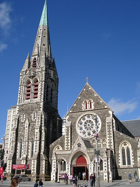 基督城大教堂