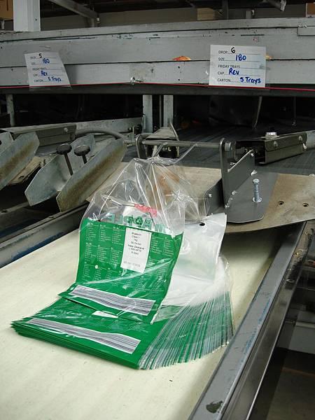 包裝塑膠袋的特別設施