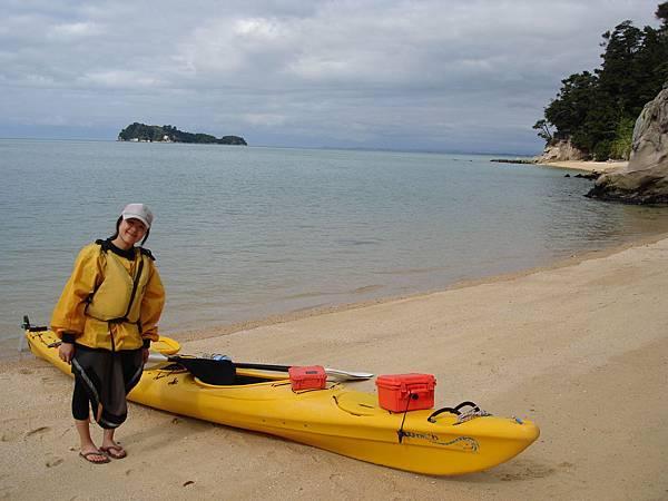 我與我的kayak
