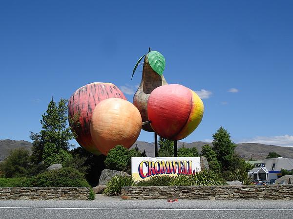 Cromwell水果之鎮