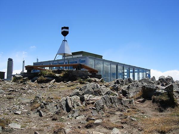 在山頂上的Astro Cafe