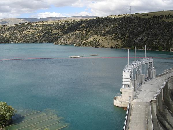 Lake Roxburgh 其實就是水庫