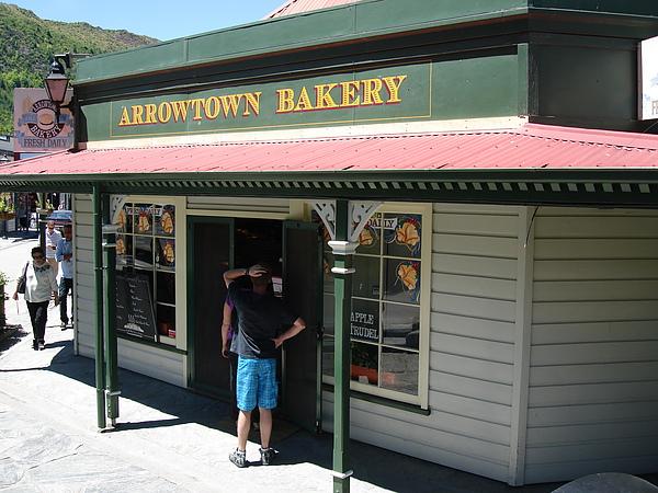 據說這家麵包店鹹餅很有人氣