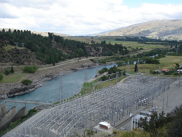 Roxburgh水力發電
