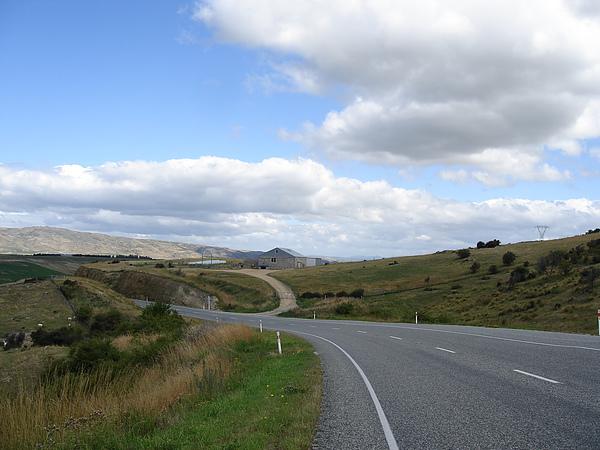 標準紐西蘭風光