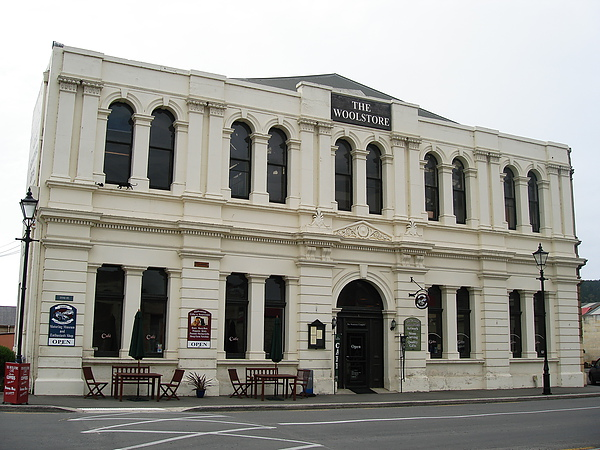 The Woolhouse