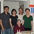 2012.04.10奶奶86歲生日