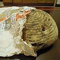 棠華送的超級大麵包