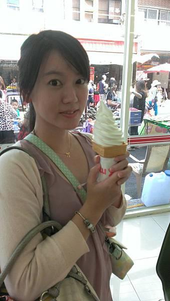 OK霜淇淋