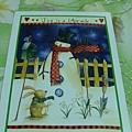 冠瑜2008從美國寄的聖誕卡.JPG