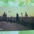 林小弋2006從捷克布拉格寄的明信片.JPG