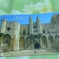 林小弋2006從法國寄的明信片.JPG