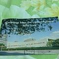 大表姊2006從聯合國寄的明信片.JPG