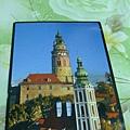 小羊2008年去捷克寄的明信片.JPG
