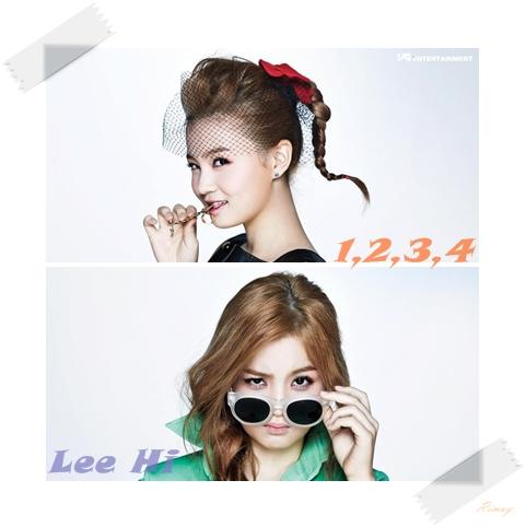 Lee Hi - 1,2,3,4