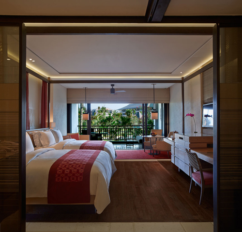The Sawangan Junior Suite-Queen Bed
