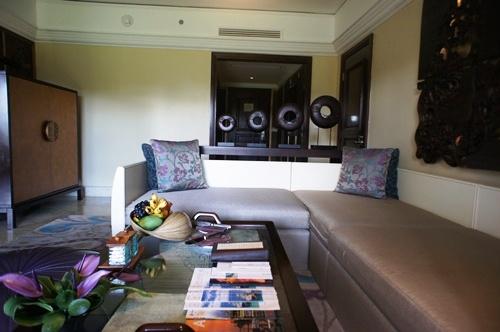 ayana suite Room