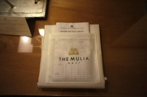 The Mulia Baron Suite