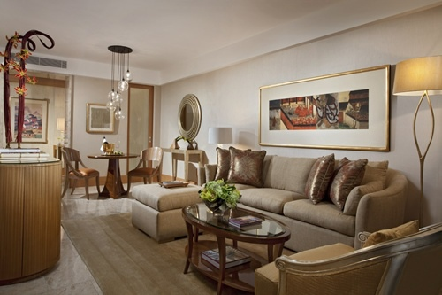 The Earl Suite @ The Mulia