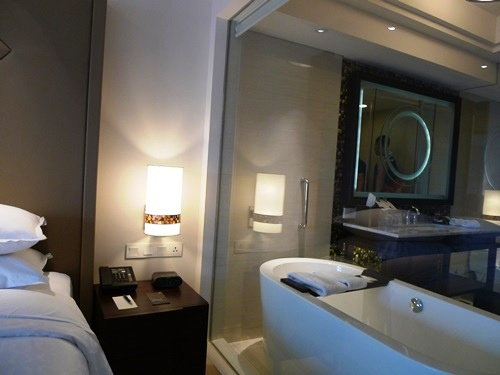 Sheraton Kuta Deluxe Ocean View Room