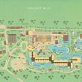 The Laguna map