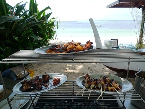 Arwana lunch