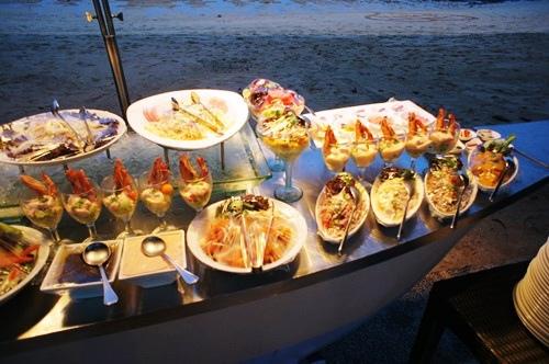 Arwana Dinner