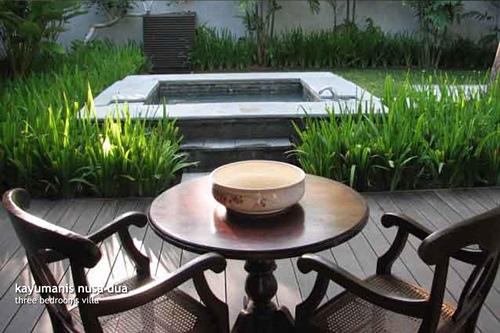 Kayumanis Nusadua 3 Bed Room