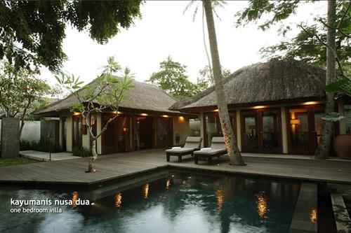 Kayumanis Nusadua 1 Bed Room Pool Villa