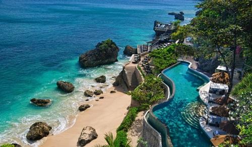 Ayana Ocean Pool